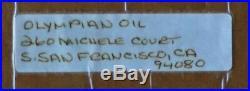 PRISTINE VINTAGE BRAND NIB VERTICAL KENDALL MOTOR OIL SIGNS 71-3/4 x 11-3/4