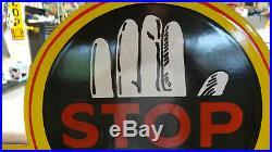 Shell Motor Oil Porcelain Dealer Sign, (19x281/2), Near Mint