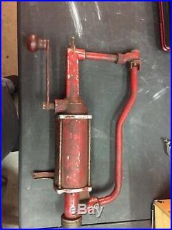 Vintage Kendall Motor Oil Pump Model 505D Barnett