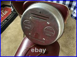 Vintage Rare Original 15 Lighted Ask For Valvoline Motor Oil Pam Clock